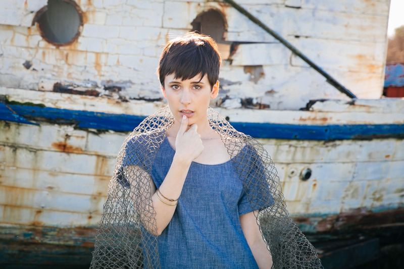 Creative Pick: Chrissylynn #2: Gina di Girolamo SS15, Shipwrecked